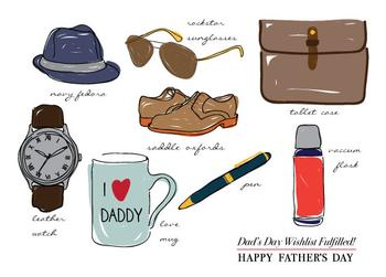 Dad's Day Wish List Fulfilled!