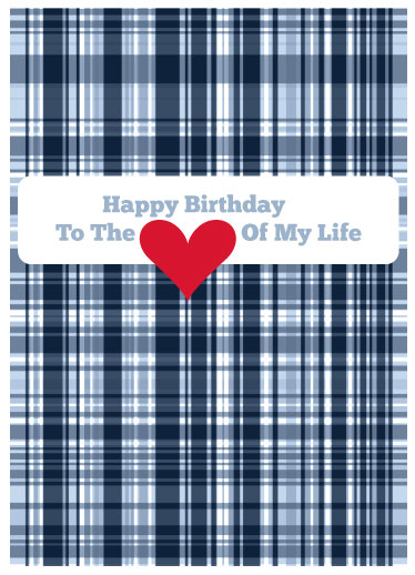 greeting card - Love of my life by Lilian Wanandy-Perez