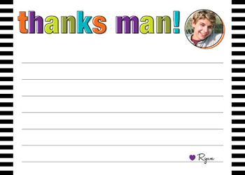 thanks man!