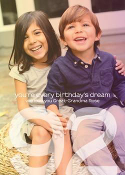 A Birthday's Dream