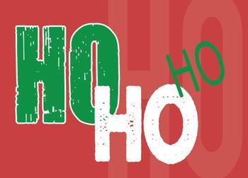 HoHoHo 2 – Red and Green