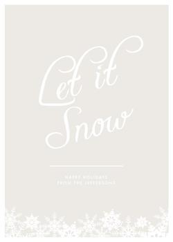 Snow Simple