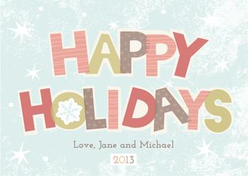 paper cut holiday
