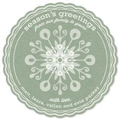 Sweet Snowflake Greetings
