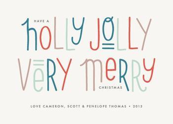 Holly Jolly Very Merry