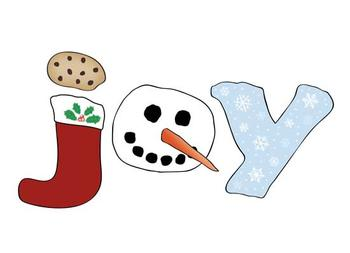 Childhood Christmas Joy