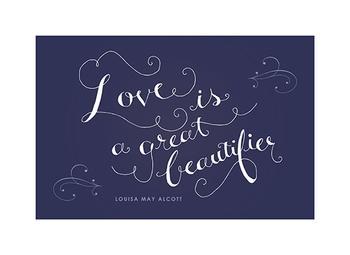 Violet Beauty Quotation