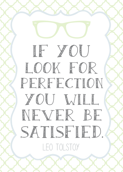 art prints - Look for Perfection Hipster Glasses by Ashley McKinney