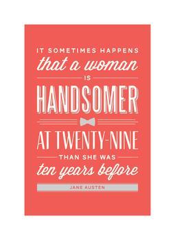 Twenty-Nine and Handsome