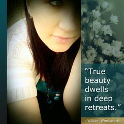 Beauty Within Her Reflections