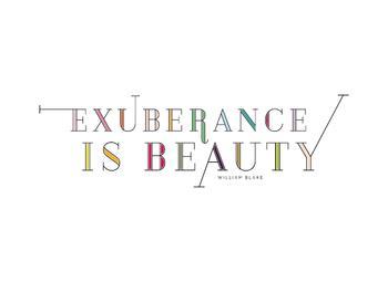 Restrained Exuberance