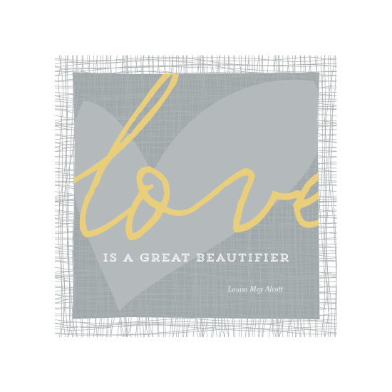 art prints - Love Weave by Social Grace