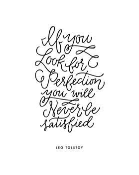 Plain Perfection
