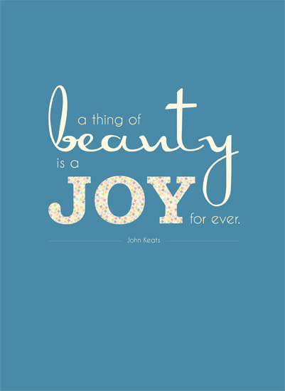 art prints - The Joy of Beauty by Audrey Pelsor