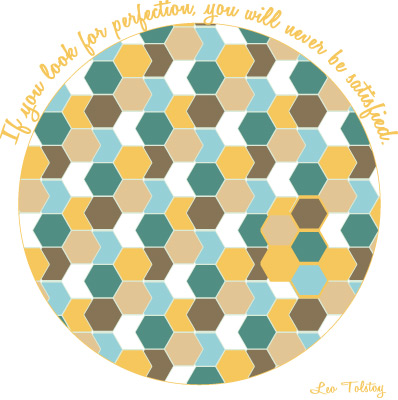 art prints - Tolstoy Imperfections by Katie Jackson