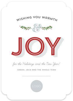 Joy Joy for the Holidays & New Year