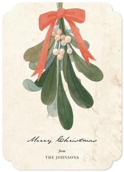 Vintage Mistletoe