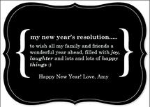 my resolution by Melodi Bowser
