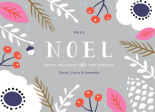 - Bold Noel by Carolyn MacLaren