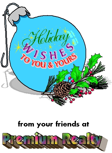business holiday cards - Teal Holiday Wishes by Rose R.