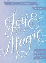 Wishing Joy & Magic by Jenna Blazevich