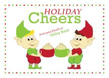 Cup of Holiday Cheers by Brittani Mulvaney