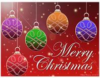 Holiday_Christmas_Card by Nathalie Carmona