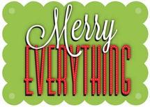 Merry Everything to All by Brittany LaBell