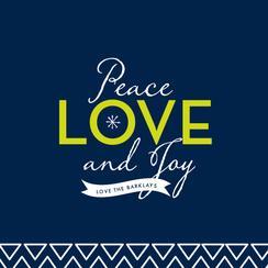 Peace Love Graphic