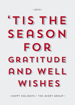 Gratitude & Well Wishes