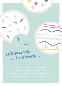 Decorate & Celebrate