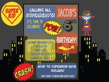 Super Boy! by Elite Party Creations
