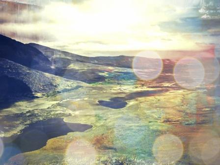 art prints - Magical Countryside by Jennifer Wehe