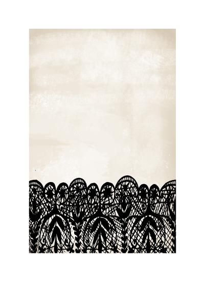 art prints - Lace by Katie Zimpel