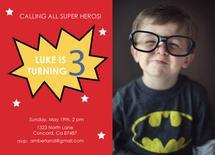 Super Heros by KP