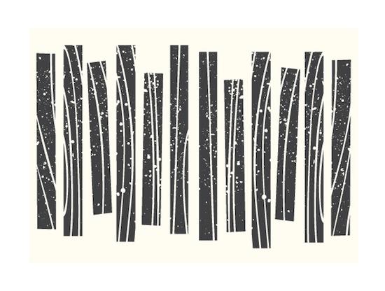 art prints - PLANK by Marabou Design