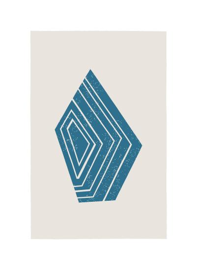 art prints - Geode I by Amber Barkley