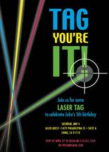 Laser Tag by Ellie B