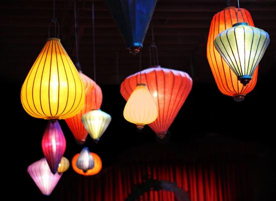 art prints - Georgetown Ballroom Lanterns by Katie Watts