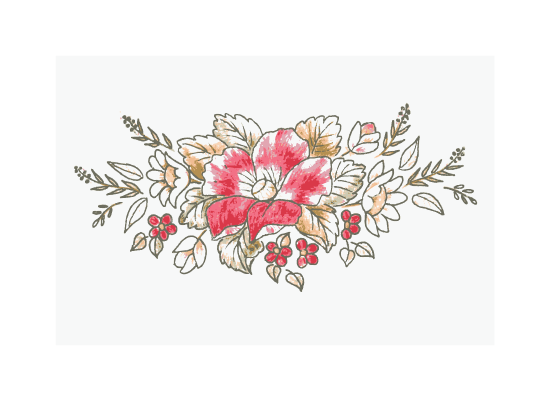 art prints - lovely floral by aticnomar