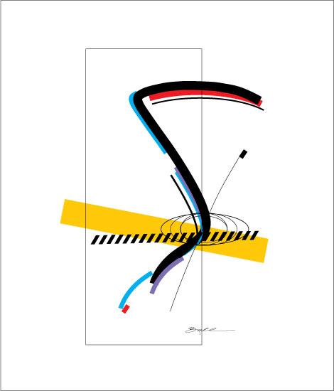 art prints - Mr. Twister by Bob Nall