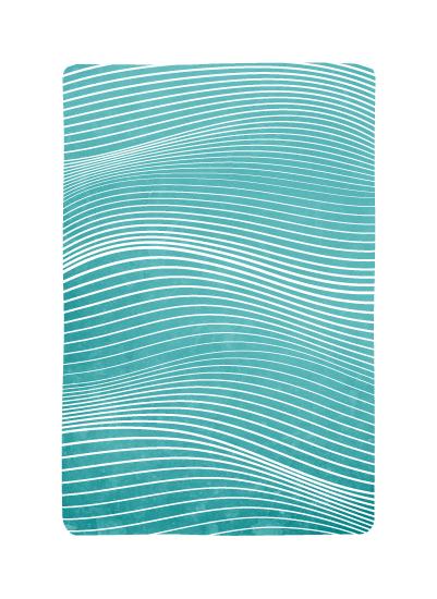 art prints - Curvilinear by GeekInk Design