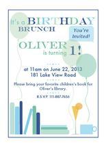 1st Birthday Brunch by Emily Pinto