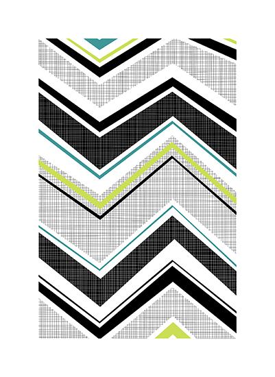 art prints - Waving Lines by Tami Bohn