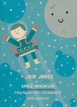 Space Adventurer by Lala Watkins