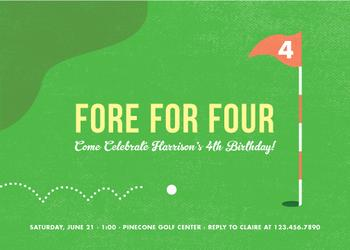 Fore for Four