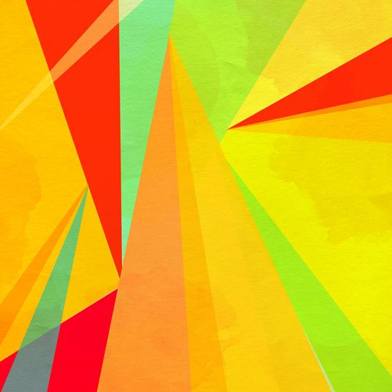 art prints - Color Life by Rebecca Allen
