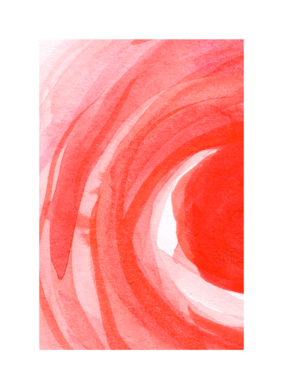 art prints - Swirls in Strokes by Artsy Canvas Girl Designs