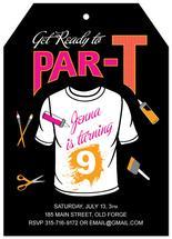 Par-T Time by Jody Pritchard
