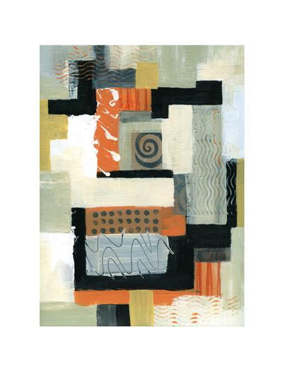 art prints - Urban Quilt by Laura Bolter Design